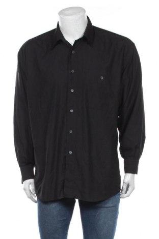 Ανδρικό πουκάμισο, Μέγεθος L, Χρώμα Μαύρο, Πολυεστέρας, Τιμή 9,74€