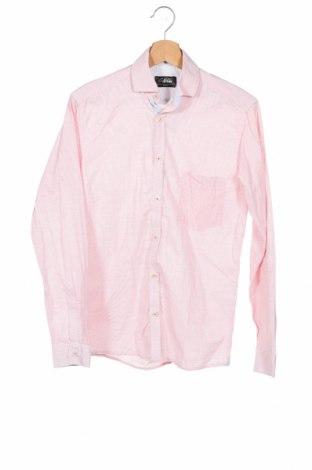 Ανδρικό πουκάμισο, Μέγεθος XS, Χρώμα Ρόζ , Βαμβάκι, Τιμή 11,69€