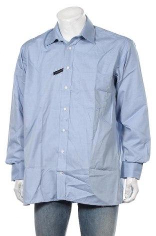 Мъжка риза A.W.Dunmore, Размер XXL, Цвят Син, Памук, Цена 18,90лв.
