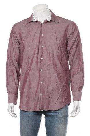 Мъжка риза A.W.Dunmore, Размер M, Цвят Розов, Памук, Цена 18,90лв.