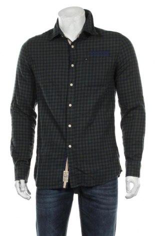 Мъжка риза Alcott, Размер L, Цвят Зелен, Памук, Цена 16,50лв.