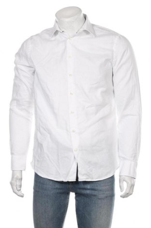 Мъжка риза Arrow, Размер M, Цвят Бял, Цена 18,90лв.
