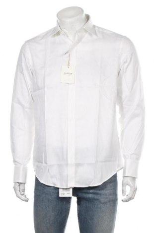 Мъжка риза Arrow, Размер M, Цвят Бял, Памук, Цена 34,30лв.
