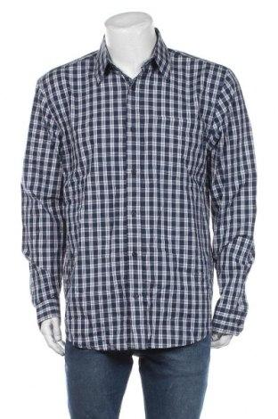 Мъжка риза Atrium, Размер XL, Цвят Син, Памук, Цена 19,95лв.