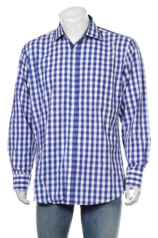 Мъжка риза Class International, Размер L, Цвят Многоцветен, Памук, Цена 18,95лв.