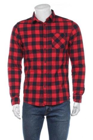 Ανδρικό πουκάμισο Clockhouse, Μέγεθος S, Χρώμα Κόκκινο, Τιμή 9,74€