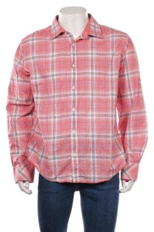 Ανδρικό πουκάμισο Esprit, Μέγεθος XXL, Χρώμα Ρόζ , Βαμβάκι, Τιμή 12,34€