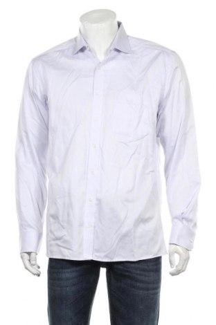 Ανδρικό πουκάμισο Eterna, Μέγεθος L, Χρώμα Βιολετί, Βαμβάκι, Τιμή 11,69€