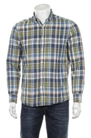 Męska koszula H&M L.O.G.G., Rozmiar S, Kolor Kolorowy, 100% bawełna, Cena 57,60zł