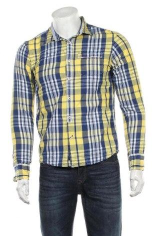 Męska koszula Hilfiger Denim, Rozmiar S, Kolor Kolorowy, 100% bawełna, Cena 108,00zł