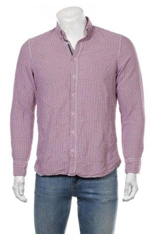 Мъжка риза Montego, Размер S, Цвят Лилав, Памук, Цена 18,90лв.