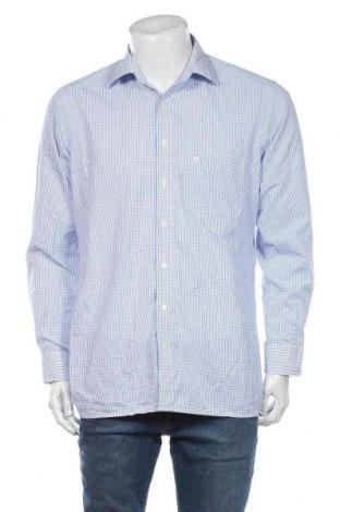 Мъжка риза Olymp, Размер L, Цвят Бял, Памук, Цена 18,90лв.