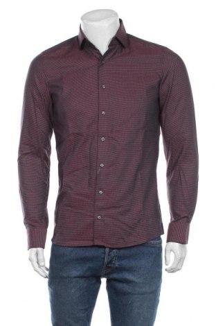 Мъжка риза Olymp, Размер S, Цвят Лилав, Памук, Цена 59,25лв.