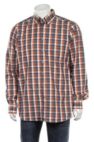 Мъжка риза Olymp, Размер XL, Цвят Многоцветен, 97% памук, 3% еластан, Цена 19,95лв.