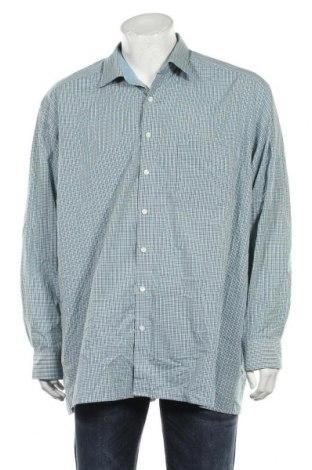 Мъжка риза Olymp, Размер XXL, Цвят Син, Памук, Цена 19,95лв.