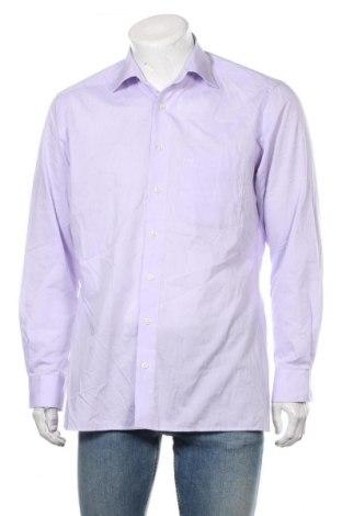 Мъжка риза Olymp, Размер L, Цвят Лилав, Цена 19,95лв.