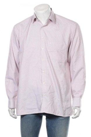 Мъжка риза Olymp, Размер L, Цвят Бял, Памук, Цена 19,95лв.