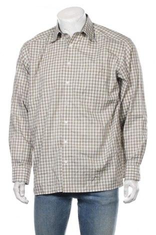 Мъжка риза Olymp, Размер L, Цвят Бежов, Памук, Цена 19,95лв.