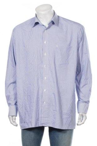 Мъжка риза Olymp, Размер XL, Цвят Син, Цена 23,10лв.