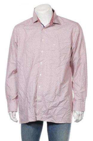Мъжка риза Olymp, Размер XL, Цвят Розов, Памук, Цена 19,95лв.