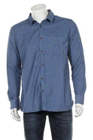 Męska koszula Rocha.John Rocha, Rozmiar L, Kolor Niebieski, Bawełna, Cena 105,60zł