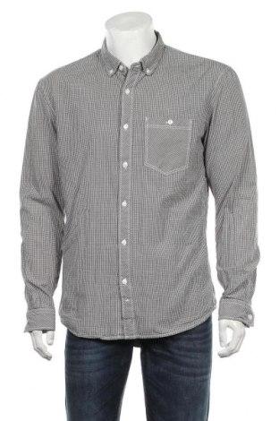 Męska koszula Tom Tailor, Rozmiar XL, Kolor Szary, 100% bawełna, Cena 72,00zł