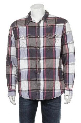 Pánská košile  Wrangler, Velikost XXL, Barva Vícebarevné, Bavlna, Cena  349,00Kč