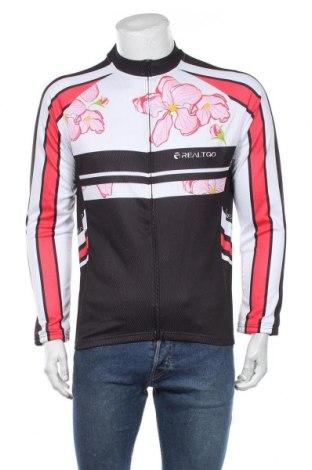 Мъжка спортна блуза, Размер XL, Цвят Многоцветен, Полиестер, Цена 23,94лв.