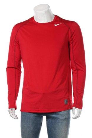 Pánské sportovní tričko Nike, Velikost L, Barva Červená, 92% polyester, 8% elastan, Cena  574,00Kč