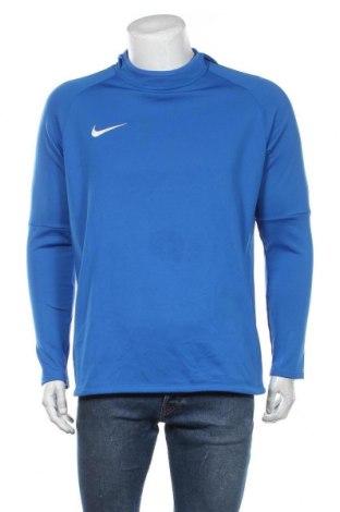 Pánské sportovní tričko Nike, Velikost L, Barva Modrá, Polyester, Cena  510,00Kč