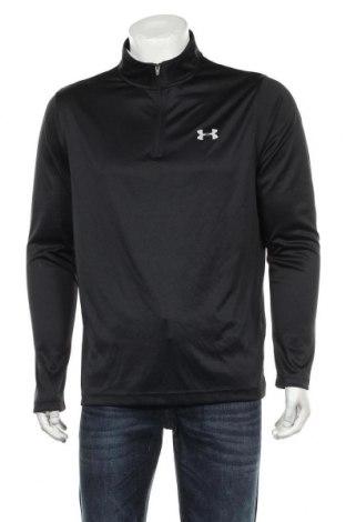 Мъжка спортна блуза Under Armour, Размер L, Цвят Черен, Цена 37,80лв.