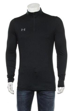 Ανδρική αθλητική μπλούζα Under Armour, Μέγεθος S, Χρώμα Μαύρο, Τιμή 23,38€