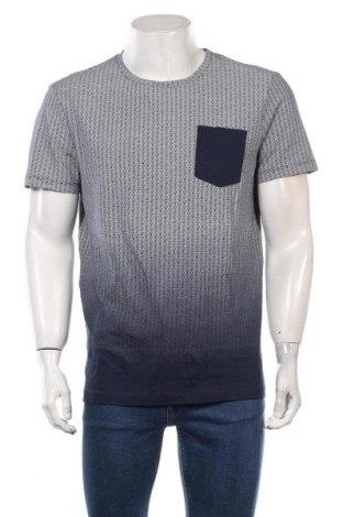 Мъжка тениска, Размер M, Цвят Син, Цена 13,20лв.