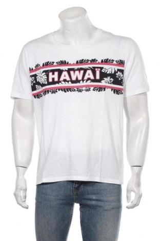 Мъжка тениска Armand Ventilo, Размер XL, Цвят Бял, Памук, Цена 17,40лв.