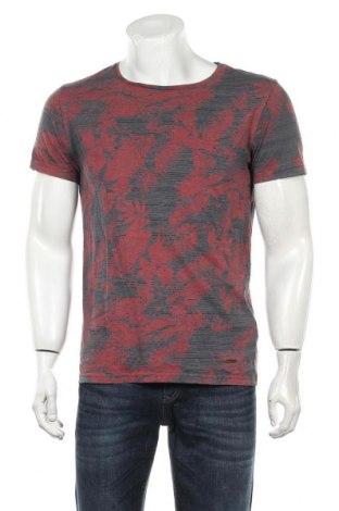 Мъжка тениска Boss Orange, Размер M, Цвят Син, Памук, Цена 54,02лв.
