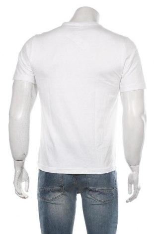 Мъжка тениска Brooks Brothers, Размер S, Цвят Бял, Памук, Цена 60,20лв.