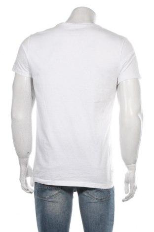 Мъжка тениска Christian Berg, Размер M, Цвят Бял, Памук, Цена 15,08лв.