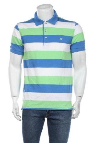 Мъжка тениска Christian Berg, Размер M, Цвят Многоцветен, 94% памук, 6% еластан, Цена 24,00лв.