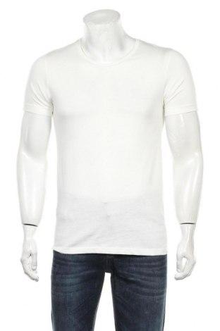 Мъжка тениска Core By Jack & Jones, Размер S, Цвят Бял, Памук, Цена 49,00лв.