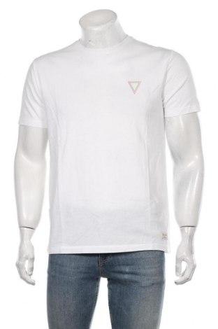 Мъжка тениска Deeply, Размер M, Цвят Бял, Памук, Цена 20,30лв.
