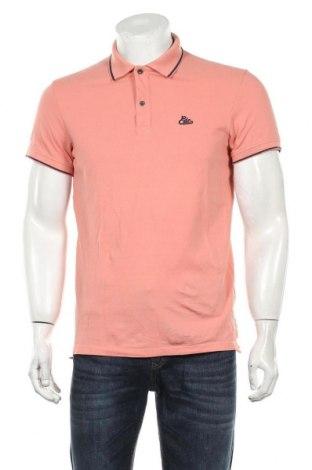 Мъжка тениска Edc By Esprit, Размер M, Цвят Розов, Памук, Цена 15,75лв.