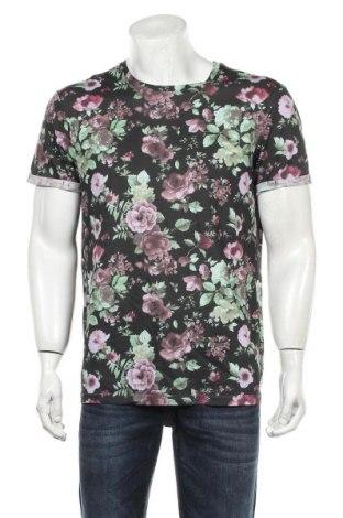Мъжка тениска Edc By Esprit, Размер L, Цвят Многоцветен, Памук, Цена 14,70лв.