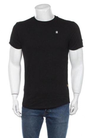 Tricou de bărbați G-Star Raw, Mărime XS, Culoare Negru, Bumbac, Preț 289,47 Lei