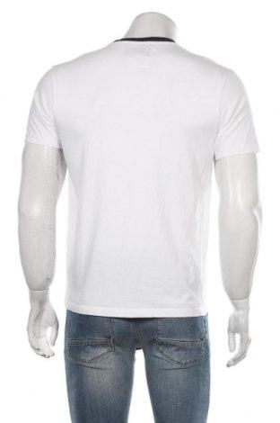 Мъжка тениска Lois, Размер M, Цвят Бял, Памук, Цена 29,25лв.