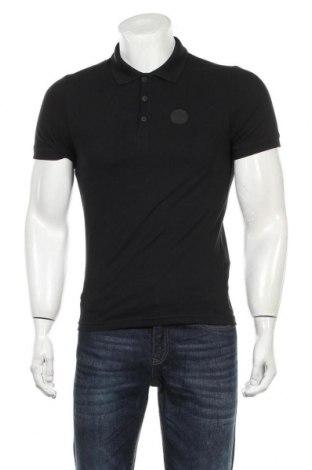Мъжка тениска Odlo, Размер S, Цвят Черен, 50% памук, 50% полиестер, Цена 29,25лв.