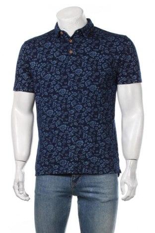 Мъжка тениска Only & Sons, Размер M, Цвят Син, Памук, Цена 17,85лв.