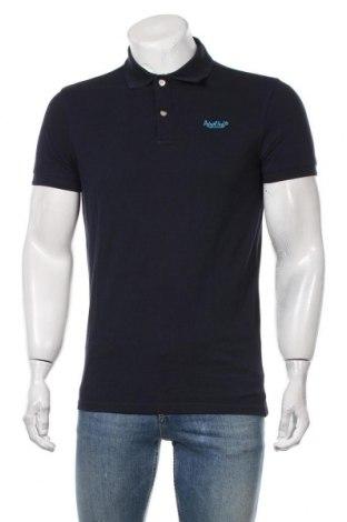 Tricou de bărbați Petrol Industries, Mărime M, Culoare Albastru, Bumbac, Preț 105,26 Lei