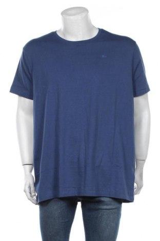 Мъжка тениска Petrol Industries, Размер 3XL, Цвят Син, Памук, Цена 24,00лв.