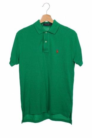 Tricou de bărbați Polo By Ralph Lauren, Mărime XS, Culoare Verde, Bumbac, Preț 128,29 Lei