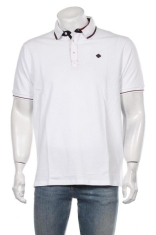 Мъжка тениска Sir Raymond Tailor, Размер L, Цвят Бял, Памук, Цена 53,40лв.